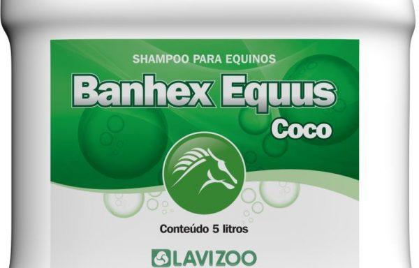 Banhex Equus Côco Esp.